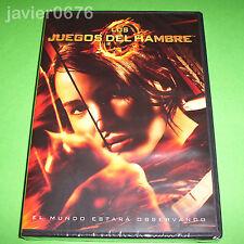 LOS JUEGOS DEL HAMBRE DVD NUEVO Y PRECINTADO