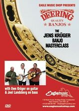 Banjo DVD Eagle Music The Jens Kruger Banjo Masterclass DVD