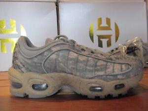 NEW Nike Air Max IV SP $180 DIGI CAMO Olive Green Tan Brown 4.5 BV1357 001 90 95
