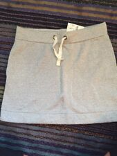 Crewcuts Girls Sparkly Silver Gray Skirt Size 12 NWT