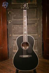 PRS SE P20E Charcoal Parlor Acoustic Guitar