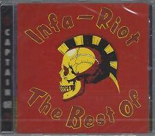 INFA RIOT - THE BEST OF INFA RIOT - (still sealed cd) - AHOY CD 266