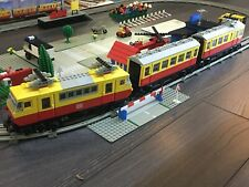 LEGO 7740 12V TRAIN SET, 7864, 7834, 6363, 376,GREAT INVESTMENT VINTAGE JOB LOT