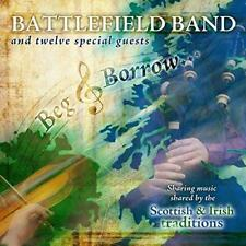Battlefield Band - Beg And Borrow (NEW CD)