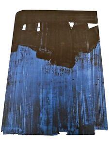 PIERRE SOULAGES litografia (picasso,matisse,chagal,mirò,schifano)