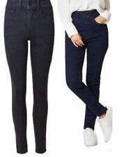 Ex M&S Per Una Ladies Sculpt & Slim High Waist Stretch Skinny Jeans Size 6-24
