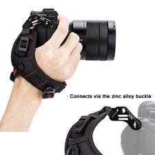 Correa de mano agarre suave para Canon EOS RP R M50 M6 M5 Rebel T7 T6 T6s T6i T5 T5i T4i