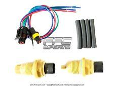 A604 40TE 41TE 41TES Input Output Speed Sensor Kit SET 2 PCS W/ Wire Harness KIT