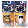 New Lot 2 pcs Wall-E Eve Pixar Action figure Toys Robot Mini Figures Set