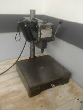 Dumore Drill Press with 5/32 Jacobs Chuck