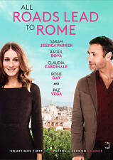 All Roads Lead to Rome DVD Sarah Jessica Parker, Raoul Bova,