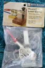 Rockler Brand Heavy Duty Lever Clamp New
