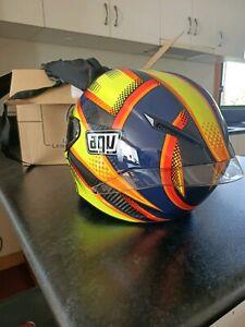 AGV Pista GP motorbike helmet. Perfect condition.
