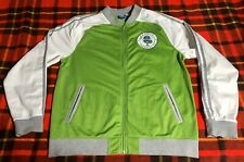 Mens Adidas Seattle Sounders FC MLS Track Jacket Sz L Soccer Futbol Club