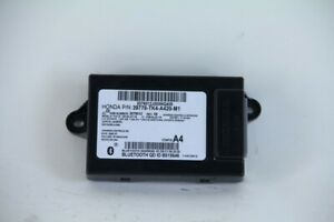 Acura TL Bluetooth Module Unit Communication 39770-TK4-A42 12-14 2012, 2013, 201