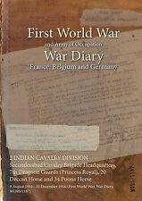 2 INDIAN CAVALRY DIVISION Secunderabad Cavalry Brigade Headquarters
