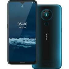 Nokia 5.3 4G 4GB RAM 64GB cyan Dual Sim Garanzia EU NUOVO