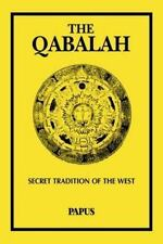 The Qabalah: Secret Tradition of the West, Papus, Acceptable Book
