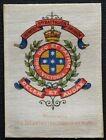 Australia 73rd INFANTRY VICTORIAN RANGERS Original WWI Silk issued 1913 SCARCE