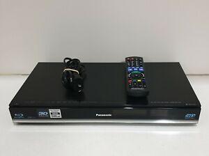PANASONIC DMR-BWT700 3D Blu-Ray Recorder Player 500GB HDD Twin Tuner w/ Remote