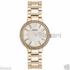 Fossil Original ES3283 Women's Virginia Gold Stainless Steel Watch 30mm