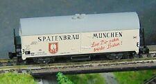 "RIVAROSSI 9310  SPATENBRAU bier wagon    ""BOXED""    N Gauge  (H77)"