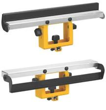 DEWALT DW7029 Wide Miter Saw Stand Material Support and Stop Lightweight