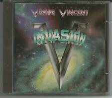 "VINNIE VINCENT ""Invasion"" Germany CD 1988,Chrysalis,SONOPRESS,259 119"