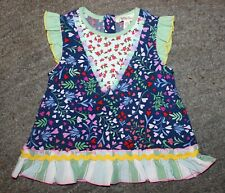 Matilda Jane Baby Girls Belive in Magic Tunic Top - Size 6-12 Months - NWOT