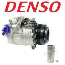 NEW BMW E46 E39 525i M3 Air Condition Compressor with Clutch & Receiver Drier
