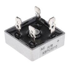 KBPC5010 Pont Redresseur Diode 35A 1000V Boîtier en Métal accessoires