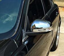 Jaguar XF Chrome Mirror Covers 2008-2009