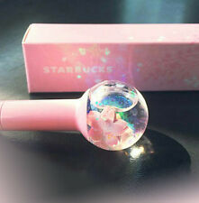 Only Korea Starbucks March Rose of Sharon Sakura ballPen Cherry Blossom ball Pen