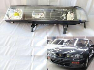New Genuine for Honda CC2 Vigor Black Housing Headlight JDM OEM RHD LEFT #6658