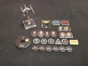6Star Trek Attack Wing (WizKids) OP Prize Ship S'Gorn (used)