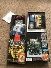 Commodore Amiga GAMES BUNDLE