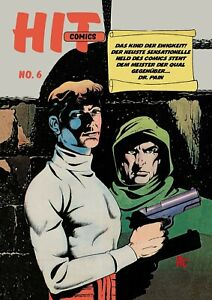 Hit Comics Nr. 6  -  ilovecomics Verlag -    ilc-2