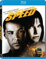 Speed [New Blu-ray] Dolby, Digital Theater System, Subtitled, Widescreen, Icon