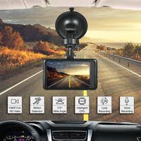 3in Dash Cam Full HD 1080P Car DVR Dashboard Camera Loop Recording Park Monitor