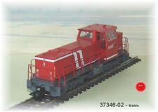 "Märklin 37346-02 Diesellok MaK G 1202 ""Crossrail"" mfx #Neu in OVP#"
