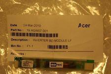 Original Acer Aspire 4220 4320 4520 4720 5920 inverter 19.AGW07.001
