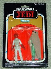 Vintage Star Wars 1983 2-PACK ADMIRAL ACKBAR PRUNE FACE ROTJ KENNER MOC AFA IT!