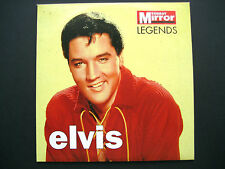 LEGENDS - ELVIS,  CD, A THE SUNDAY MIRROR NEWSPAPER PROMOTION (1 CD)