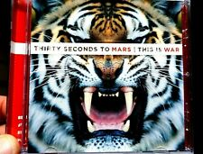 Thirty Seconds To Mars - This War  - CD, VG