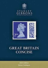 Great Britain Concise Stamp Catalogue - NEW 2021 Edition - Now In Stock  £31.95