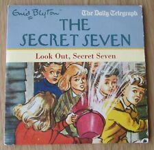 SECRET SEVEN - LOOK OUT,  SECRET SEVEN - Enid Blyton - Audio CD