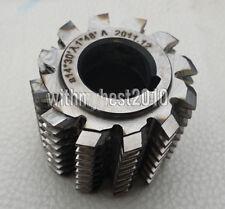 1pcs Gear Hob Cutter DP18 Hss(M2) Bore 22mm Pressure Angle 14.5 Degree Accurcy A