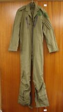 RAF Flying Suit Aircrew coverall Mk 15B Size 7 Mint