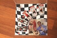 Tribute AUDI Emanuele PIRRO 5 Winner LE MANS H24 signed limited edition 1/43