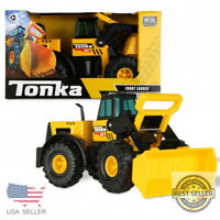 Kids Toy Truck Tractor Tonka Steel Classics - Front Loader